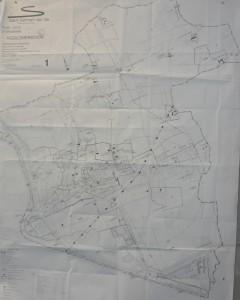 Plan de zonage du PLU