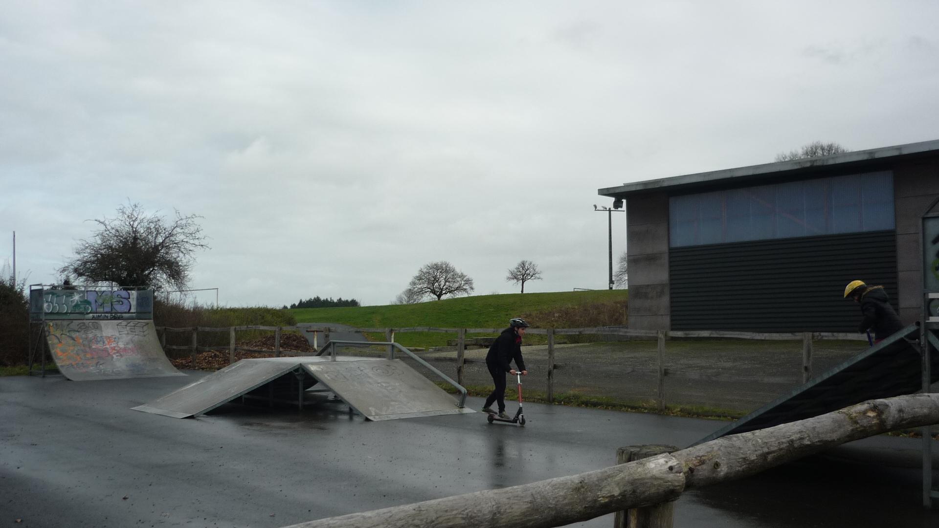 Skatepark de La Touchette